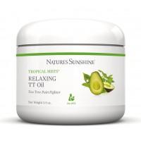 Обезболивающий крем «Расслабляющее масло чайного дерева» для мышц и суставов